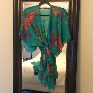 Show Me Your Mumu Whole Mu World Kimono